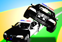 Crazy Police Car