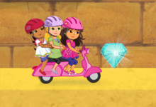 Dora and Friends Charm Magic