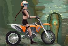 Moto Tomb Racer