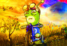 Ptyans Motorbike